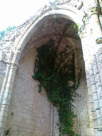 Monasterio de Santa María de Bonaval: interior