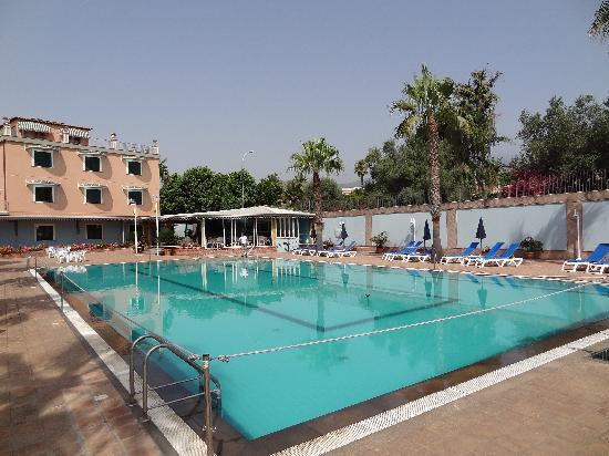 Hotel Orizzonte - Acireale: Piscine