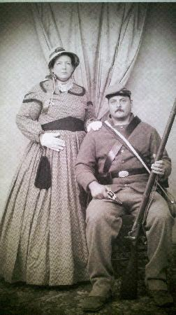 Victorian Photography Studio : Our annivesary photo
