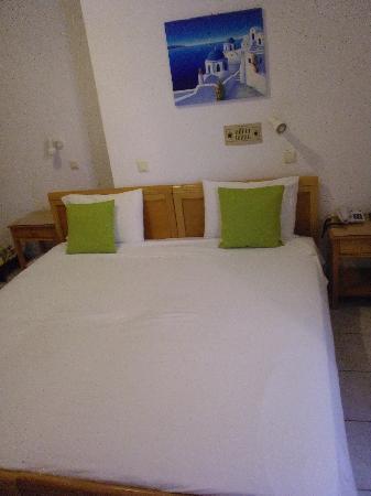 Hotel Makarios: camera