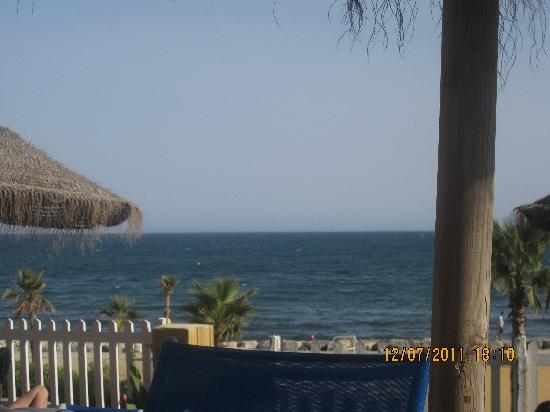 Hotel Best Benalmadena : view from the pool area