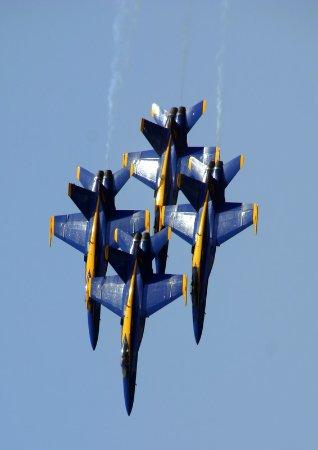 Hampton Inn Pensacola Airport (Cordova Mall Area) : Blue Angels Weekend - 2nd Saturday in July