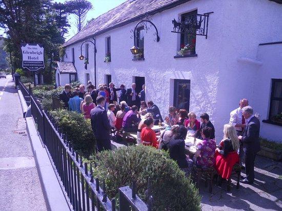 Гленбай, Ирландия: The Olde Glenbeigh Hotel