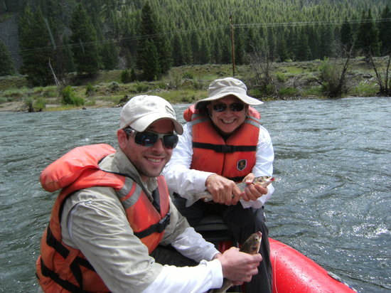 Salmon River Anglers: Two whitefish on one drift!