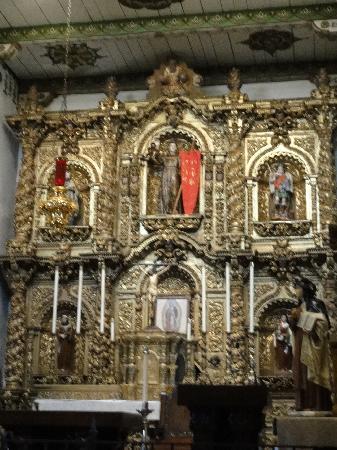 San Juan Capistrano, CA: Serra Chapel