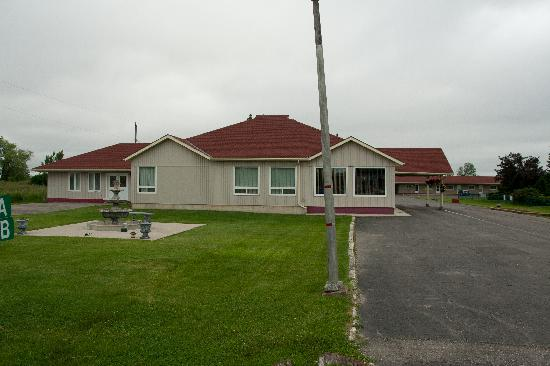 Majer's Motel: Themotel exterior