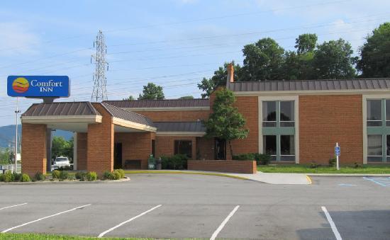 Troutville, فيرجينيا: Comfort Inn Troutville VA