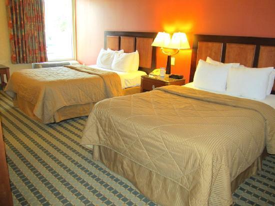 Comfort Inn Troutville : My room