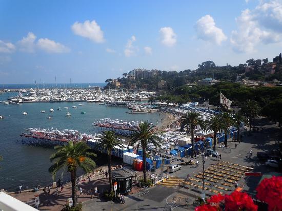 BEST WESTERN Tigullio Royal : The bay from the 5th floor