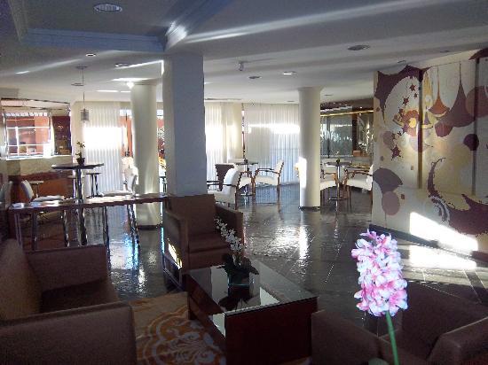Hotel Rafain Centro: interior bar