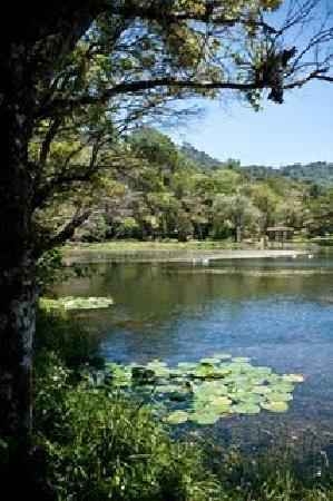 Selva Negra Mountain Resort: The main lagoon