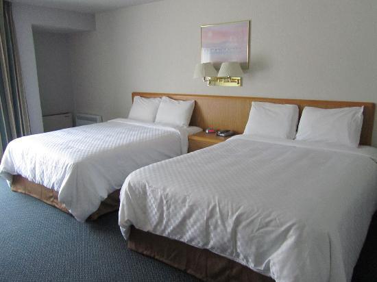 Hotel Bromont: Standard room