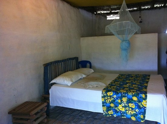 Santo Amaro do Maranhao: the bedroom