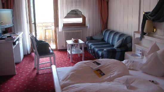 Luxury DolceVita Resort Preidlhof: Doppelzimmer