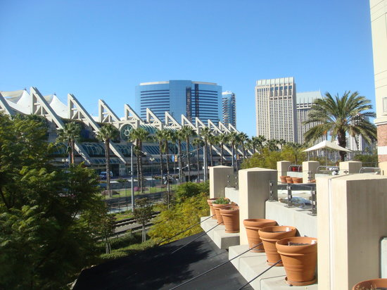 San Diego Convention Center: Outside view