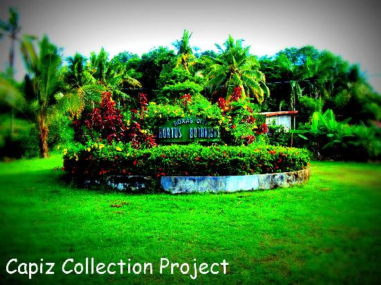Роксас, Филиппины: Hortus Botanicus of Roxas City