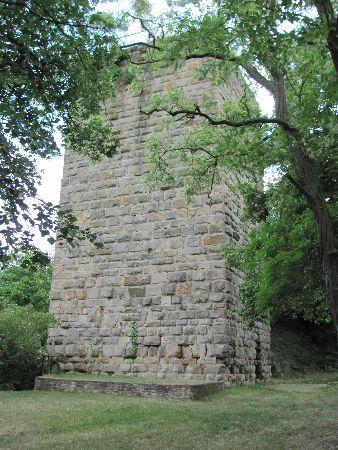 Burgruine Sponheim: burg