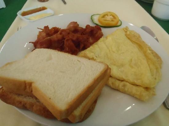 Real Maris Resort : breakfast