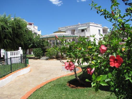 Habitat Playa Romana Village : plaza