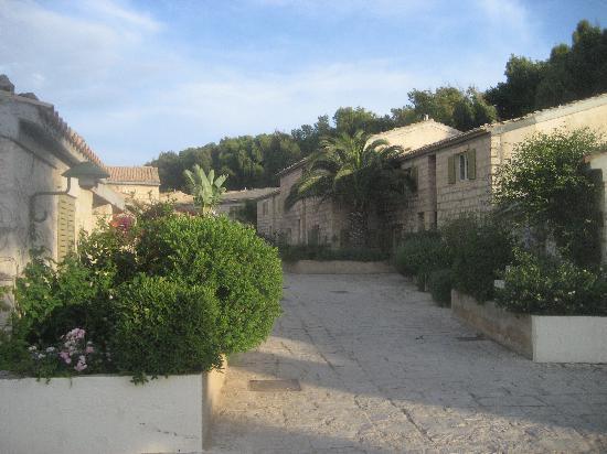 Club Med Kamarina: The village