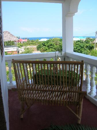 Kizi Dolphin Lodge : Balcony