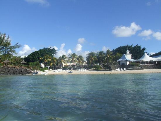 Calodyne Hotel: Strand