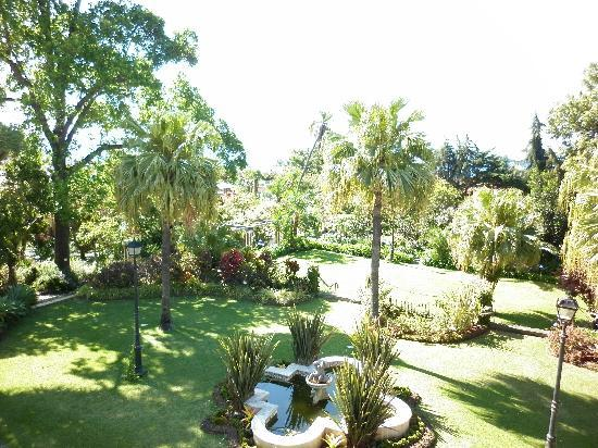 Quinta Jardins do Lago: View from balcony