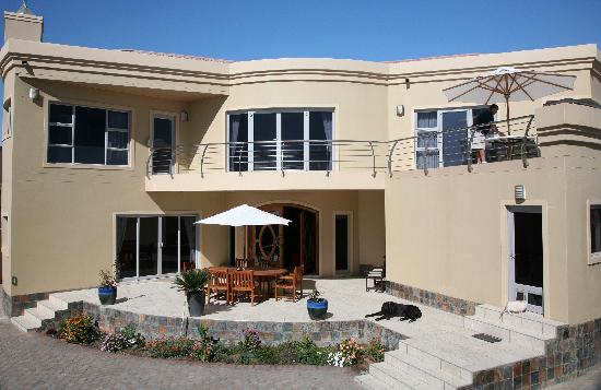 Royal Benguela Guesthouse: Guest Balconies