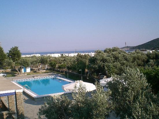 Villa Antoniadis Sifnos Platis Yialos