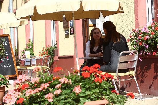 Hotel Ruppert : Restaurant