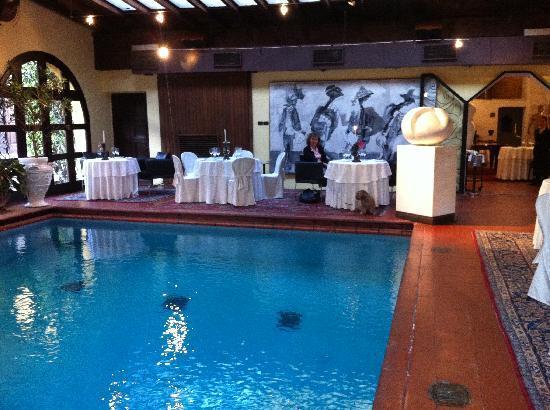 Il Bottaccio: Dinning Room