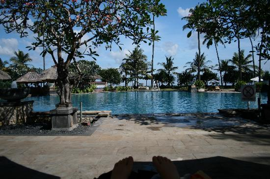 Patra Jasa Bali Resort & Villas: main pool area
