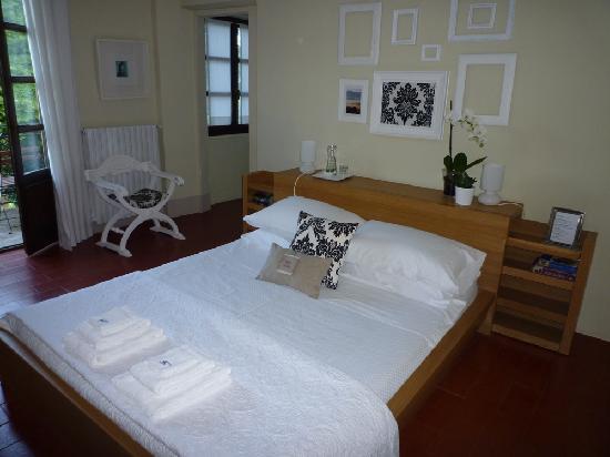 Casa di Maio: The bedroom