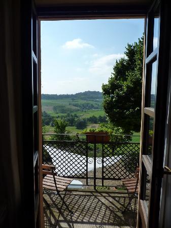 Casa di Maio: View from the balcony