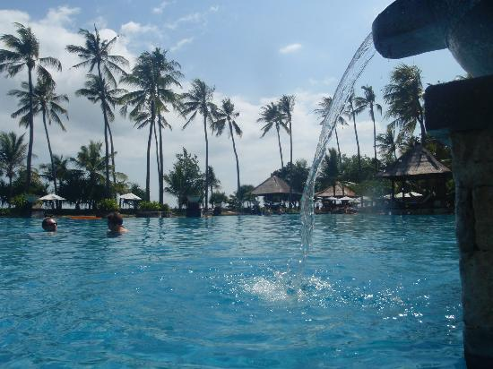 The Patra Bali Resort & Villas: another shot at the pool