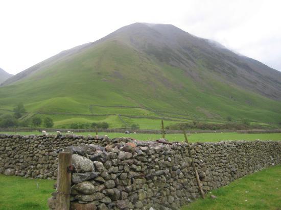 Burnthwaite Farm : Gorgeous scenery