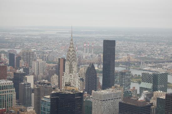 NH New York Jolly Madison Towers: vista dall'alto dell'empire