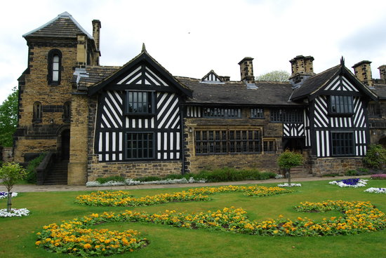 Галифакс, UK: Shibden Hall in Halifax