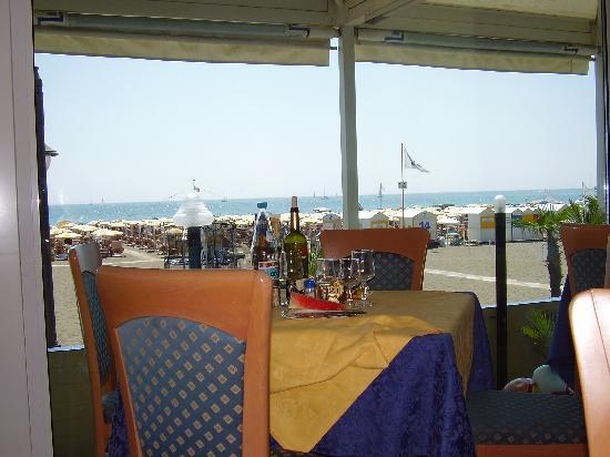 Hotel Edera : nel ristorante