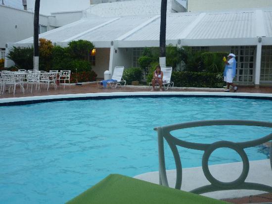 Hotel Casablanca: hotel -piscina