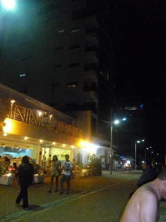 Hotel Casablanca: vista nocturna