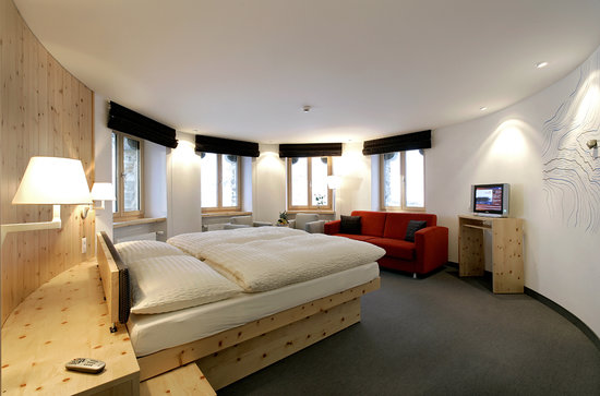 3100 Kulmhotel Gornergrat: Matterhorn Suite