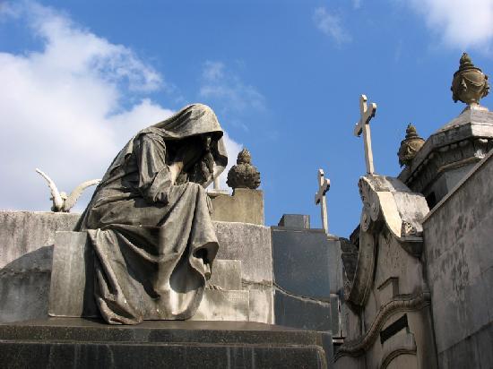 Cemitério da Recoleta: Cementerio de la Recoleta, Buenos Aires, Argentina