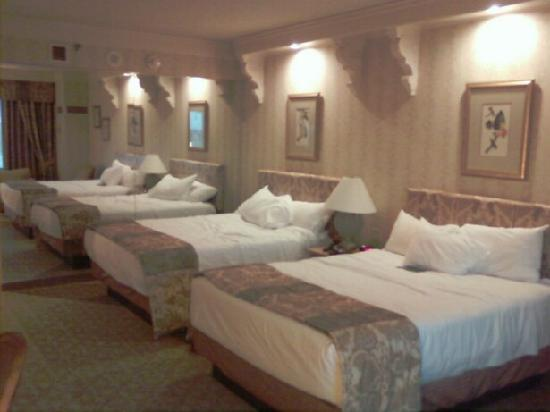 Horseshoe Bossier City: Room 2
