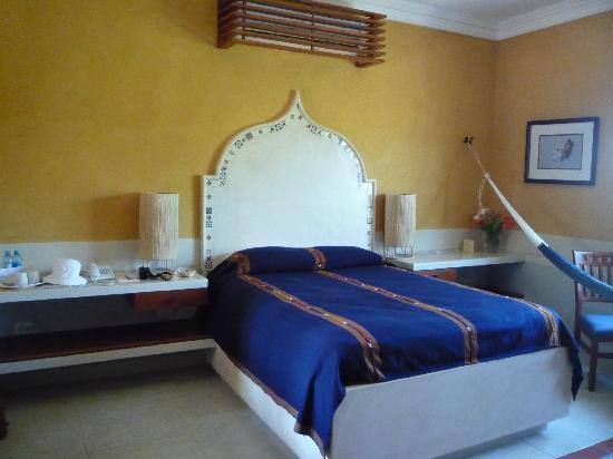 Hotel Casa San Angel: Unser Zimmer