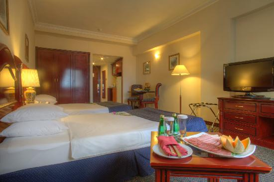 Al Diar Mina Hotel: Twin Bed Room