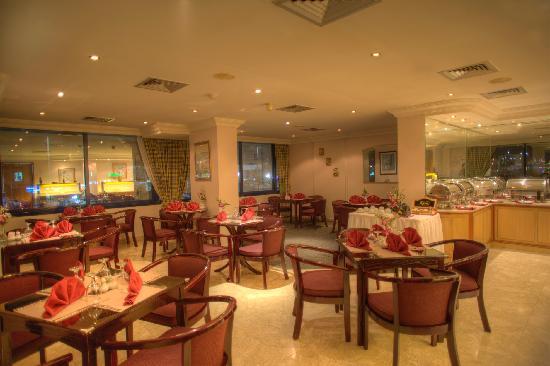 Al Diar Mina Hotel: Coffee Shop