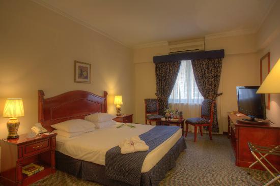 Al Diar Mina Hotel : Bed Room