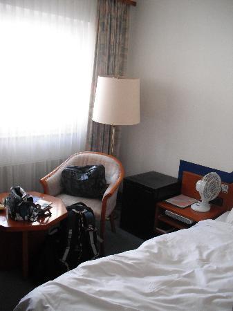 Hotel Bellevue: bedroom