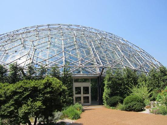 Great Gates Picture Of Missouri Botanical Garden Saint Louis Tripadvisor